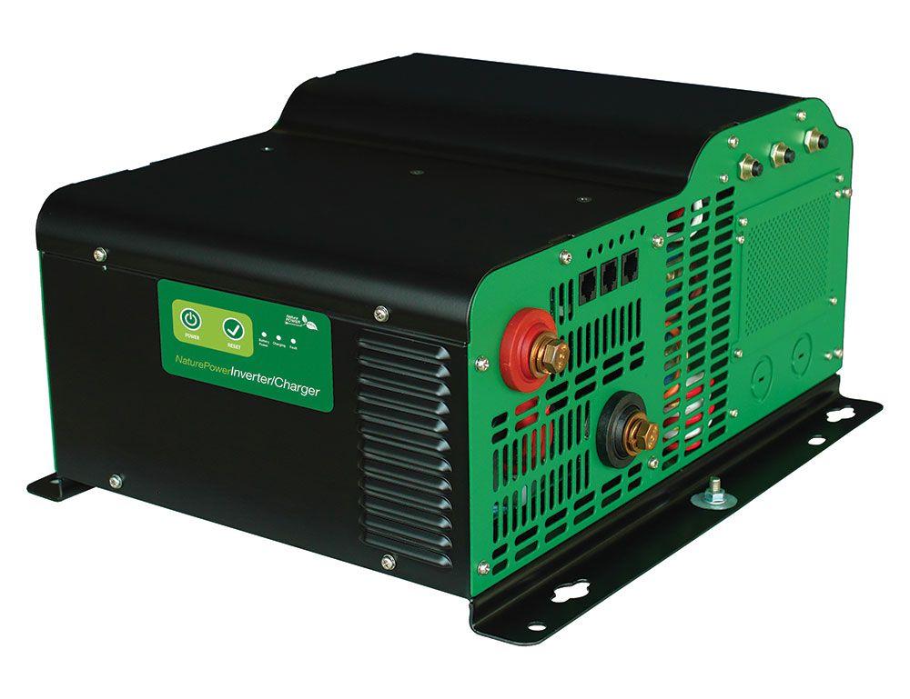 Inverseur de 3000 watts à onde sinusoïdale pure avec chargeur de 150A
