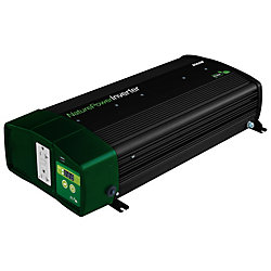 Nature Power 2000-Watt Pure Sine Wave Inverter with 55-Amp Inverter Charger
