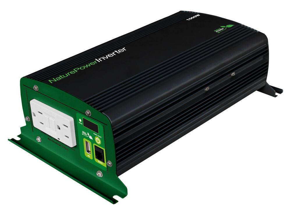 1000-Watt Modified Sine Wave Inverter
