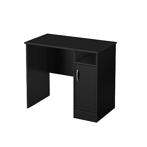 Freeport 35.5-inch x 30.25-inch x 19.5-inch Standard Writing Desk in Black
