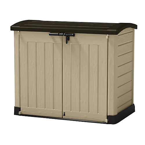 Arc Storage Shed 42 cu. ft.