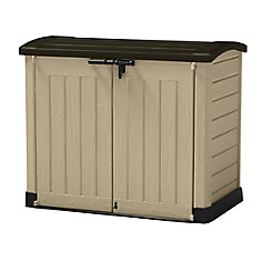 Arc 4 1/2 ft. x 2 1/2 ft. x 3 1/2 ft. Deck Box / Storage Shed