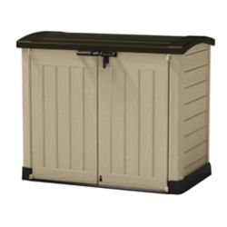 Keter Arc Storage Shed 42 cu. ft.
