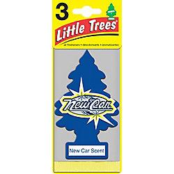 Little Trees NEW CAR 3PK