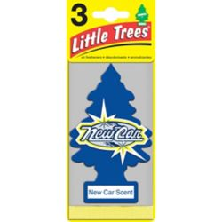 Little Trees NEW CAR 3PK