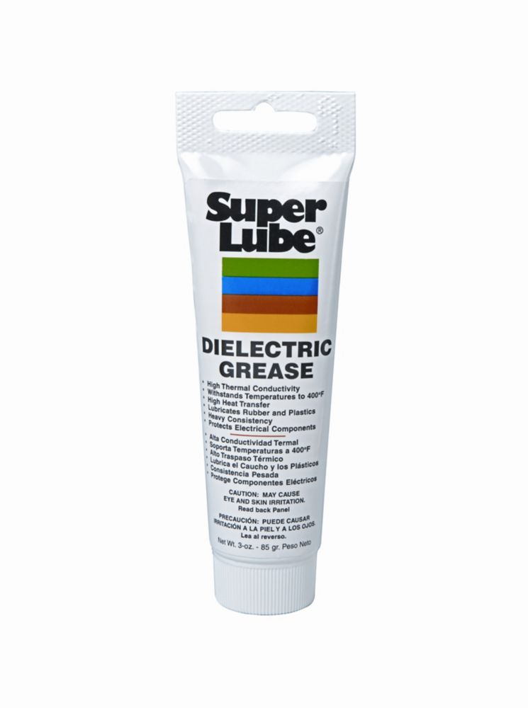 3 oz. Tube Silicone Hi-Dielectric & Vacuum Grease (12-Pieces)