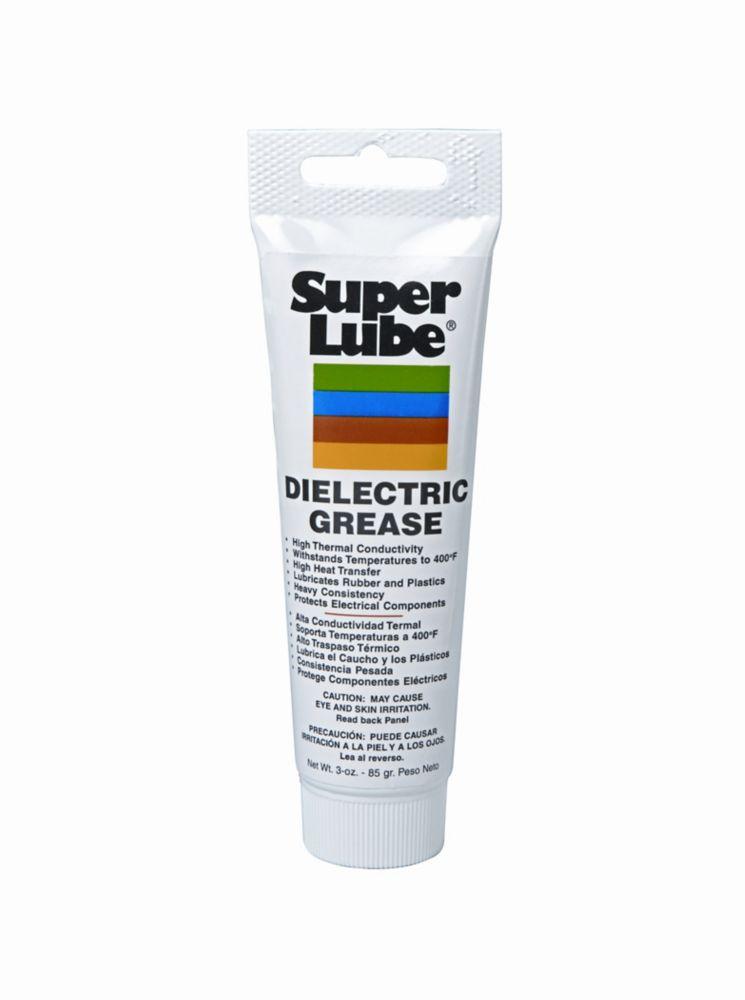Tube graisse silicone Hi-Dielectric & Vacuum 3 onces (12 pièces)