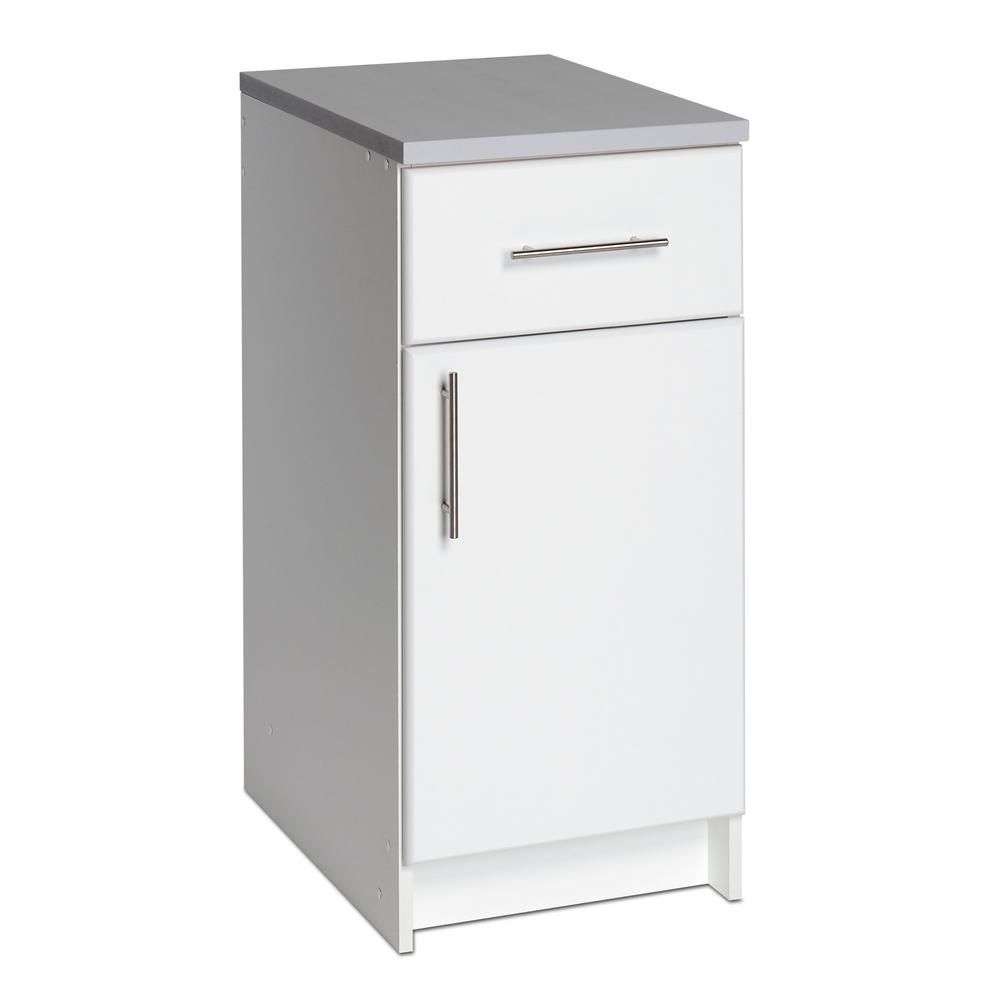 Prepac Elite 16 Inch Base Cabinet The Home Depot Canada
