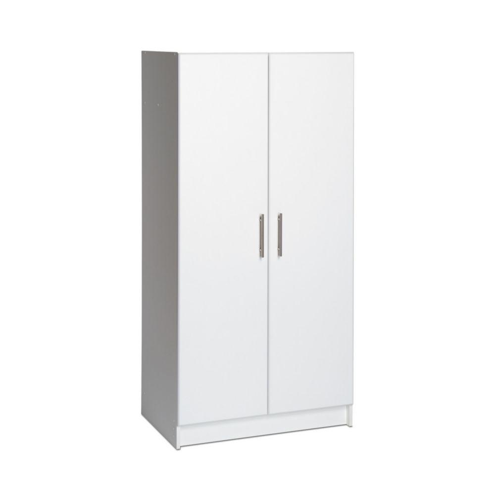 Elite 32 Inch Wardrobe Cabinet