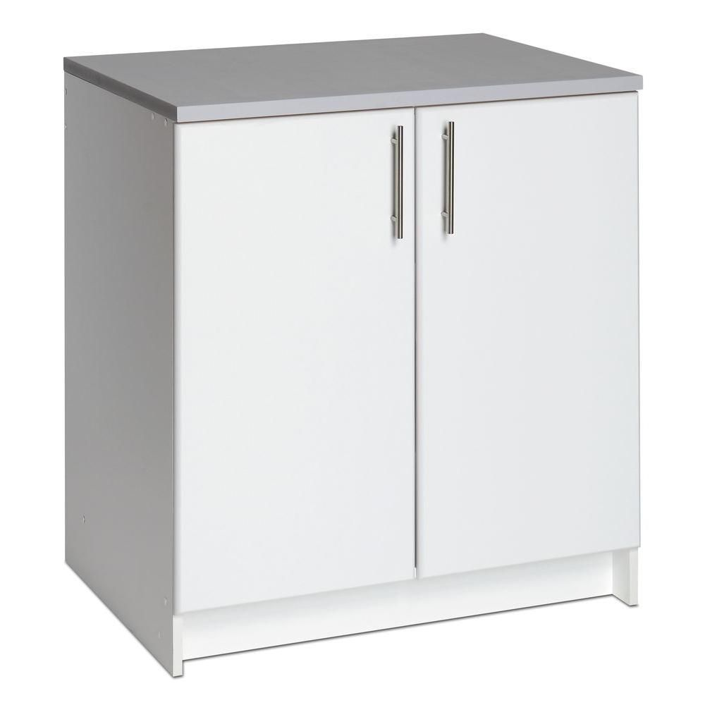 Prepac elite 32 inch base cabinet the home depot canada for 10 inch kitchen cabinet