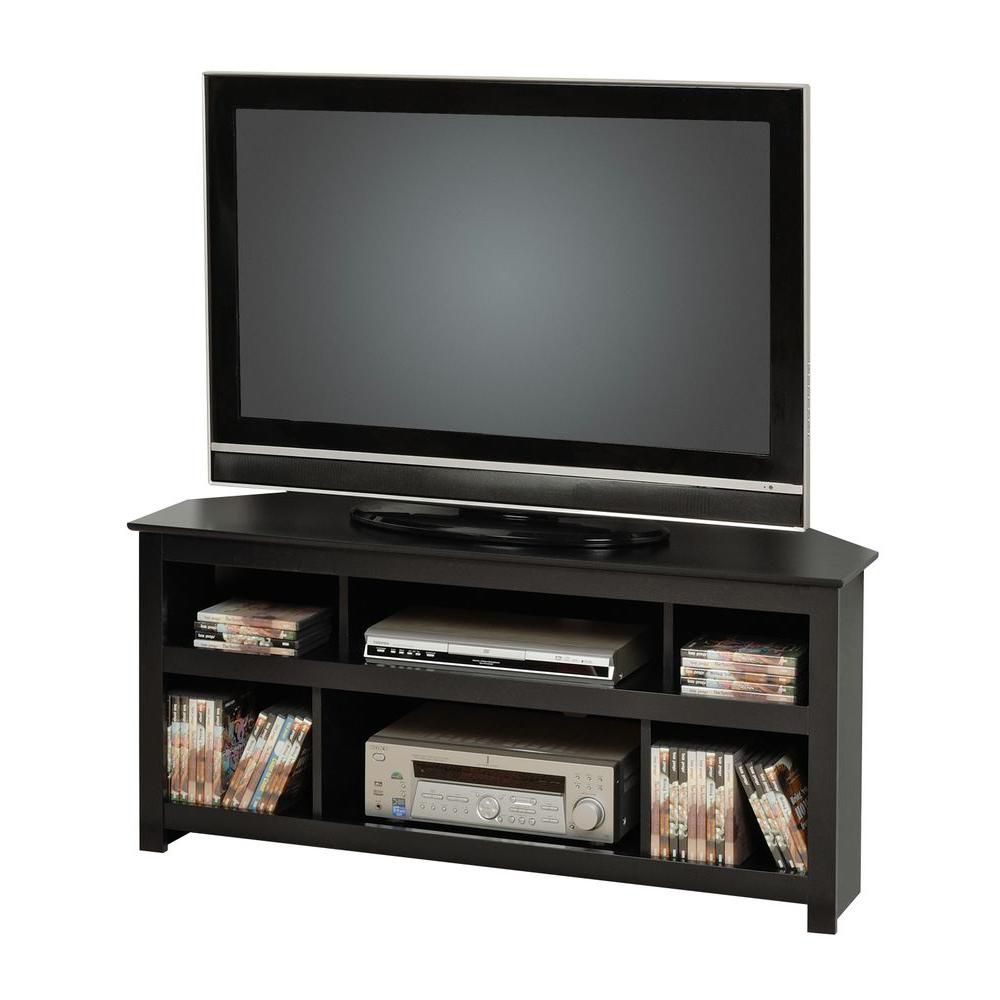 Tv Stands The Home Depot Canada # Meuble Angle Tv Design