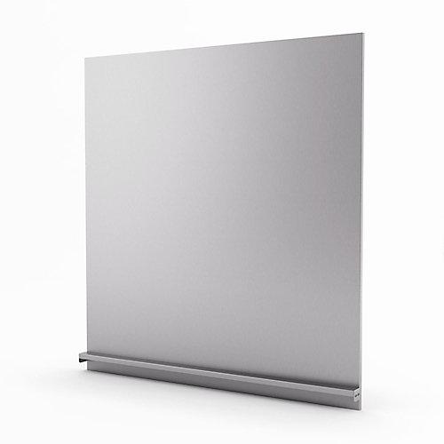 Genesis 30-inch Real Stainless Steel Backsplash
