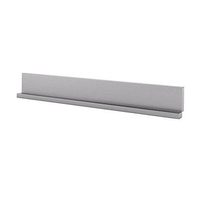 Dado Real Stainless Steel Backsplash 30 Inches