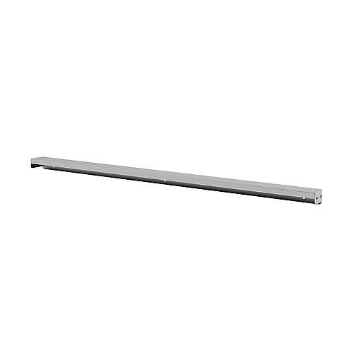 Counter M 30-inch Stainless Steel Range Backsplash