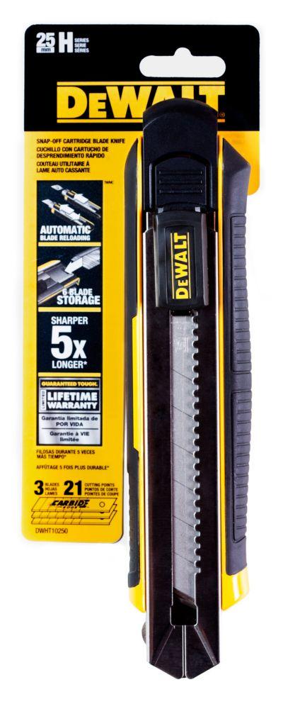 25mm Cartridge Blade Snap off Knife