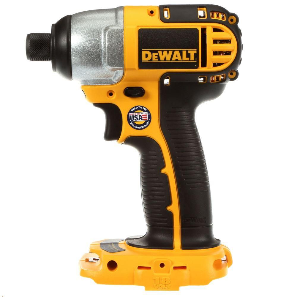 1/4-inches Cordless 18V Impact Driver (Tool Only)