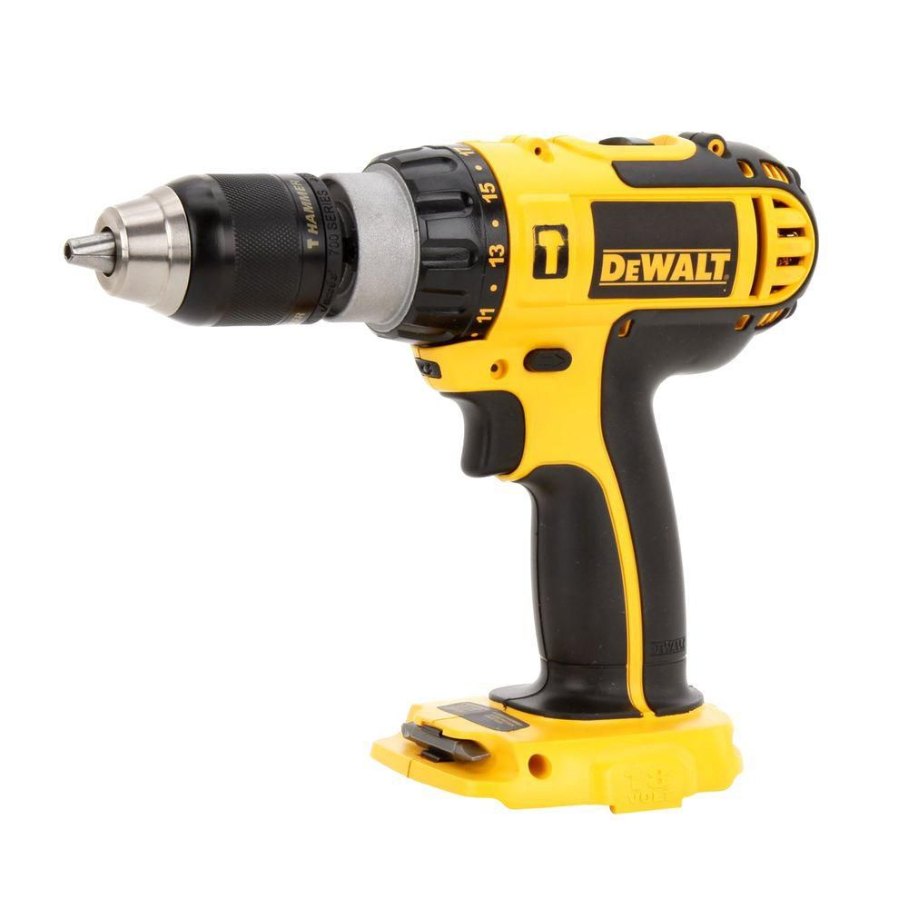18V Cordless 1/2-inch Compact Hammerdrill (Tool Only)