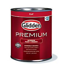 CIL Premium Interior Flat Medium Base 900 mL