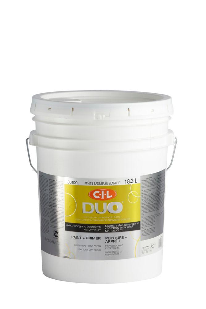 CIL Duo CIL DUO Velvet Flat Pail