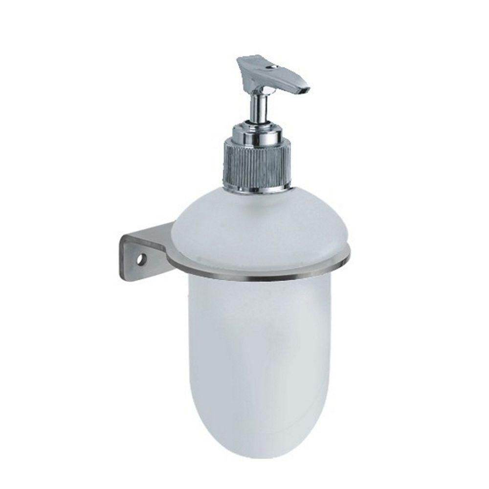 Inoxia Loft Collection Inoxia Loft Series Stainless Steel Soap Dispenser