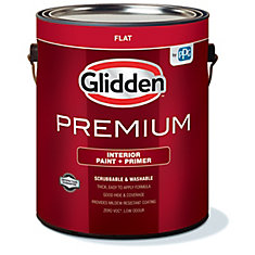 CIL Premium Interior Flat Medium Base 3.6 L