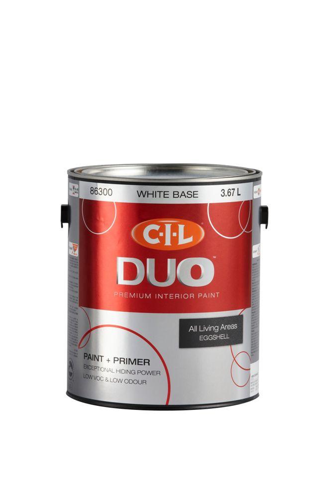 CIL Duo CIL DUO Eggshell Gallon