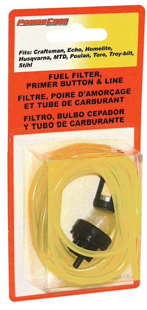 Fuel Filter With Primer & Line 32549 Canada Discount