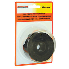 Trimmer Spool for Black & Decker Trimmers