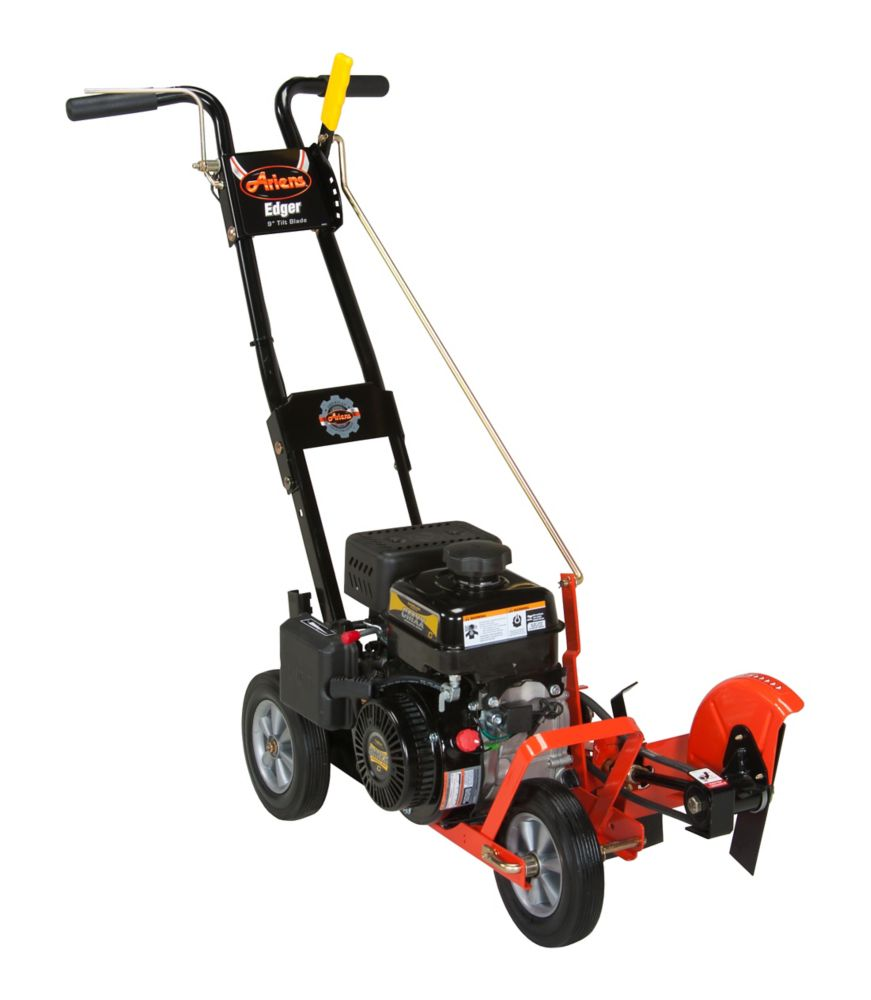 9-inch Walk-Behind Wheeled Gas Edger