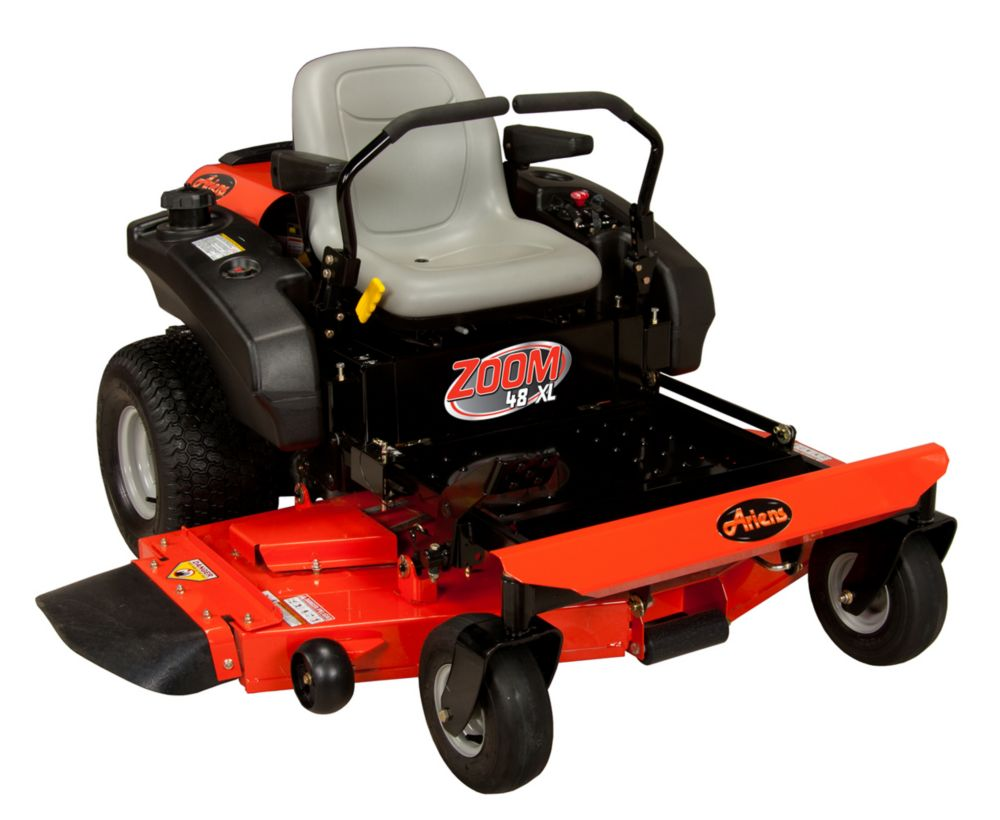 Zoom XL 48 Inch 23 HP Kohler Courage V-Twin Zero-Turn Riding Mower