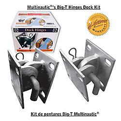 Multinautic Kit de joints de Quai Ultra Robuste «Gros T»