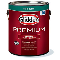 CIL Premium Interior Semi-Gloss Accent Base 3.3 L