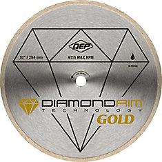 10 In. Continuous Rim Diamond Blade