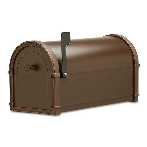 Architectural Mailboxes Boîte aux lettres Bungalow en bronze huilé