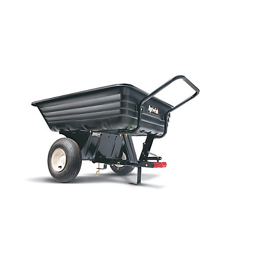 Pull Behind Dump Cart