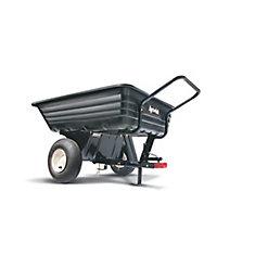 Pull Behind Dump Cart