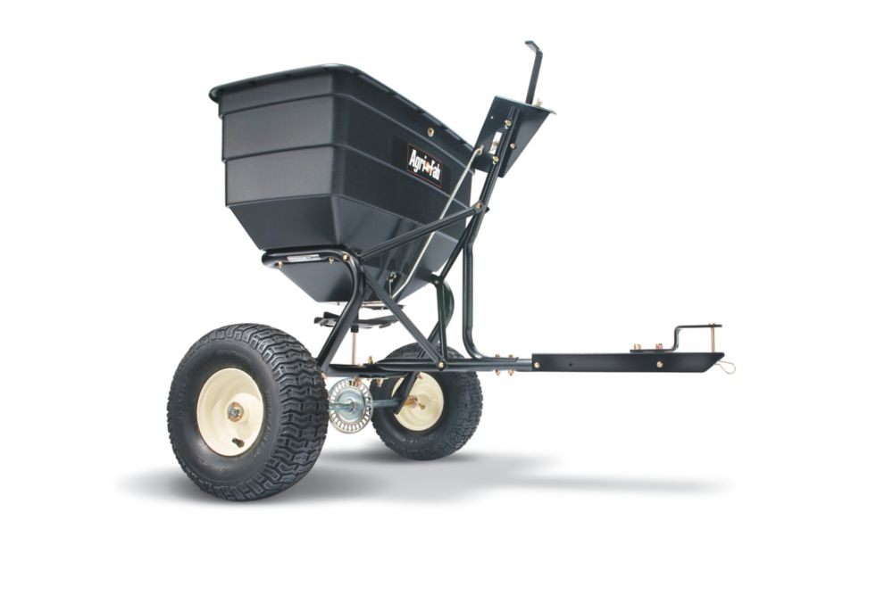 20-Gallon 38 Inch Tow-Behind Spreader