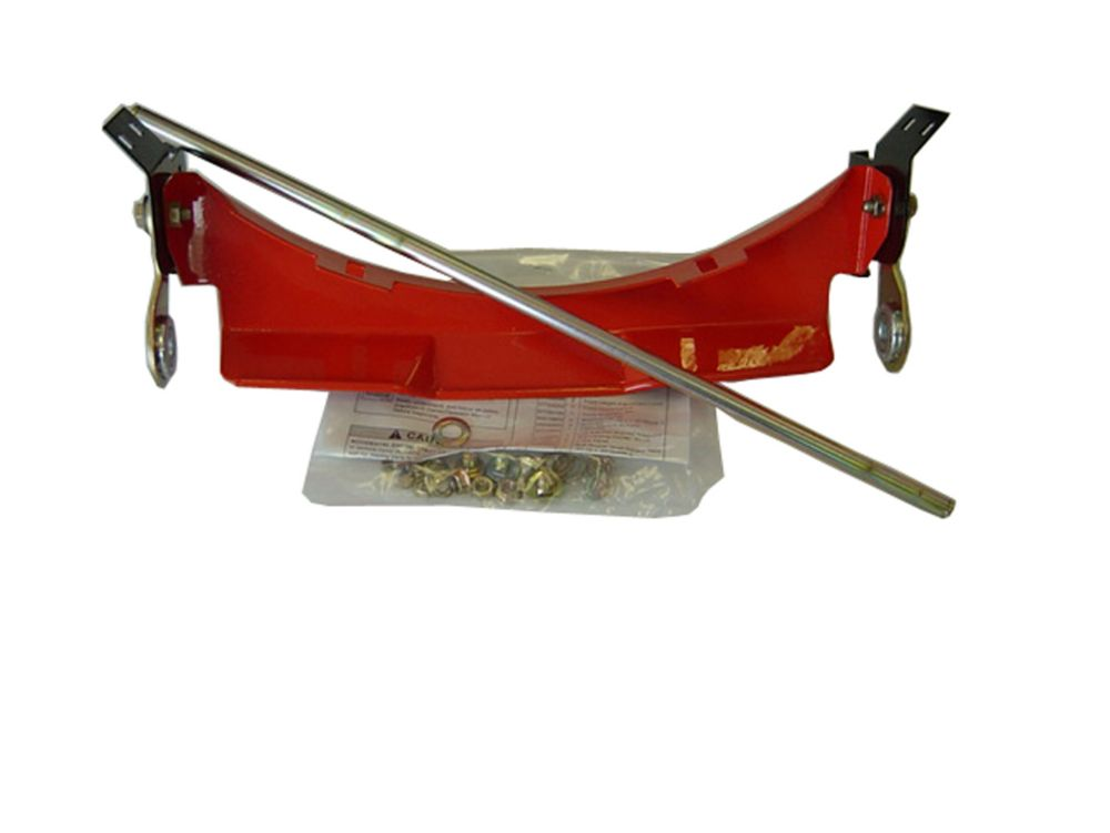 Trousse d'essieu droit pour tondeuse à gazon classique à suivre en marchant de 53 cm (21 po)