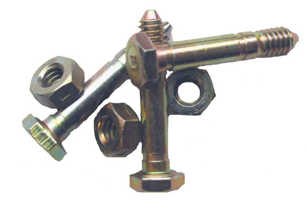 Snow Thro Shear Pin Kit for Compact Series Sno-Thro (3 Pk. Bolt/Nut)