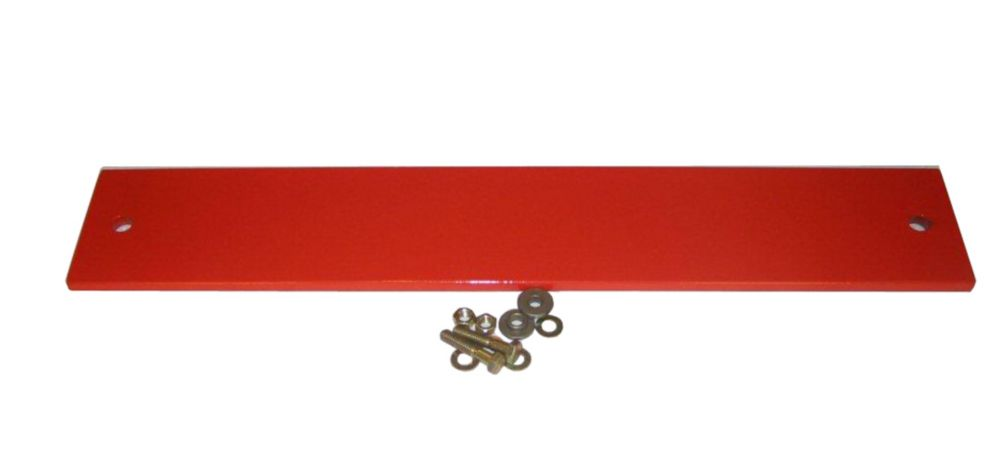 10 lb. Front Weight Kit - For use on Deluxe and Professional Sno-Thro models.