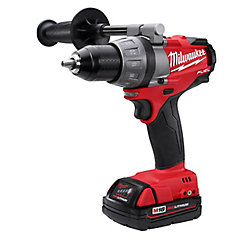 Milwaukee Tool 1/2-inch M18 FUEL Drill/Driver Kit