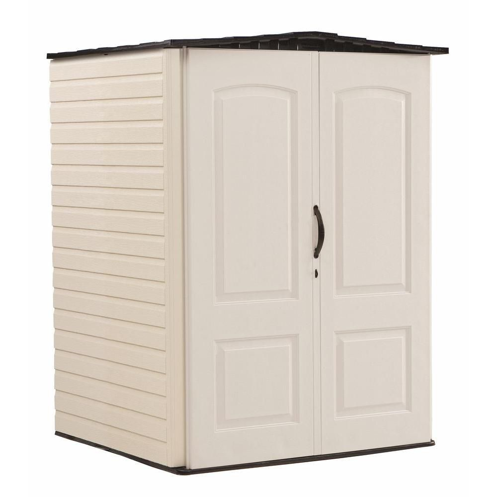Rubbermaid Medium Vertical Storage Shed The Home Depot Canada