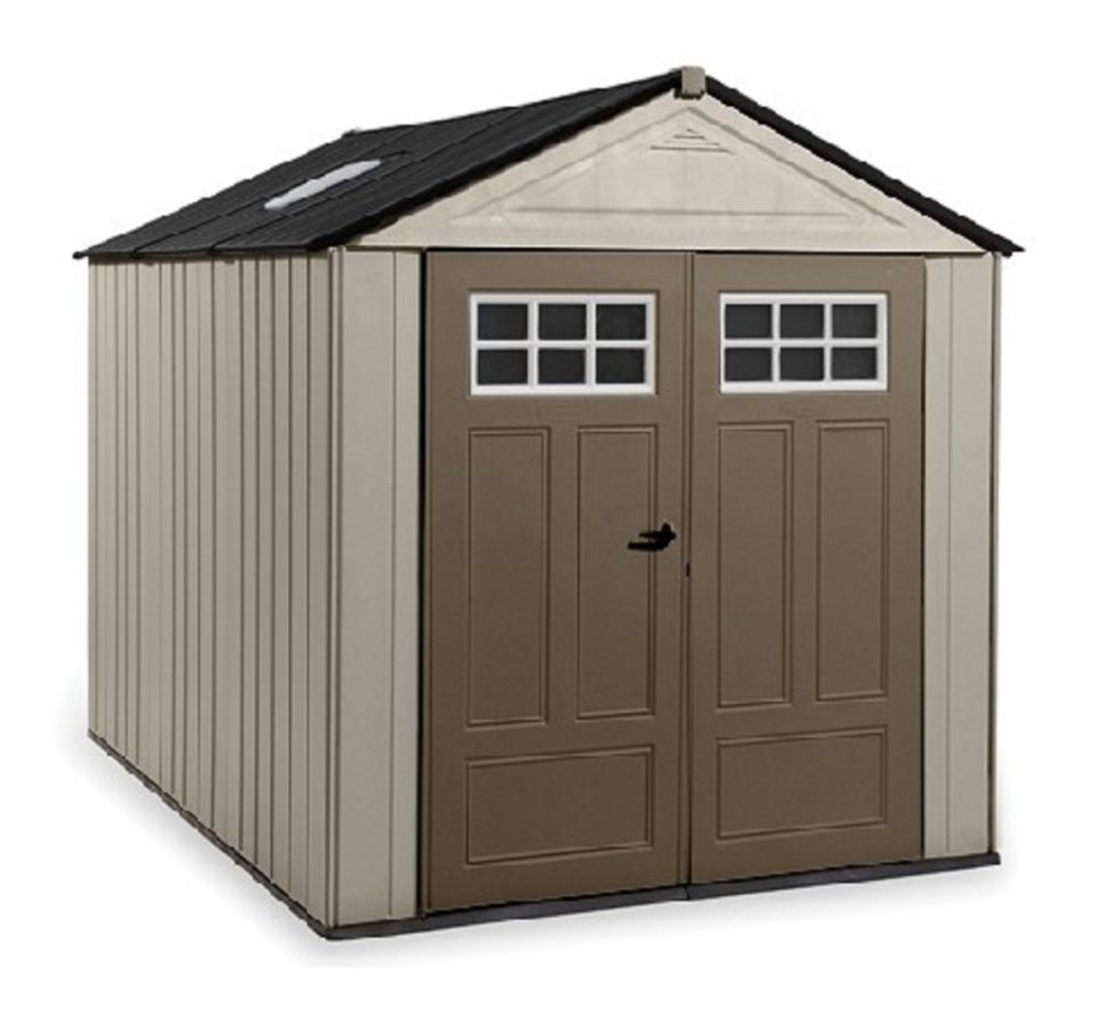 Rubbermaid Big Max Ultra 11 ft. x 7 ft. Shed