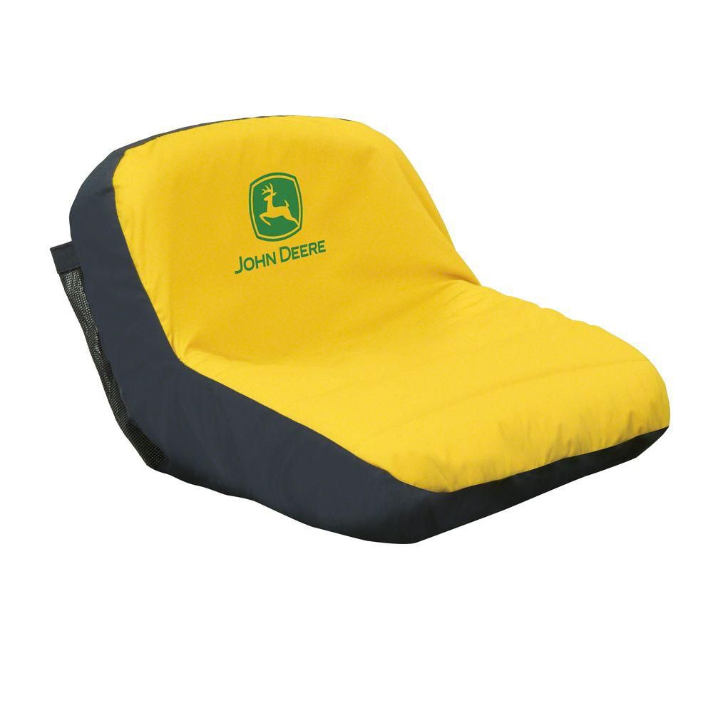 John Deere Riding Mower Seats : John deere gator and riding mower seat cover the home