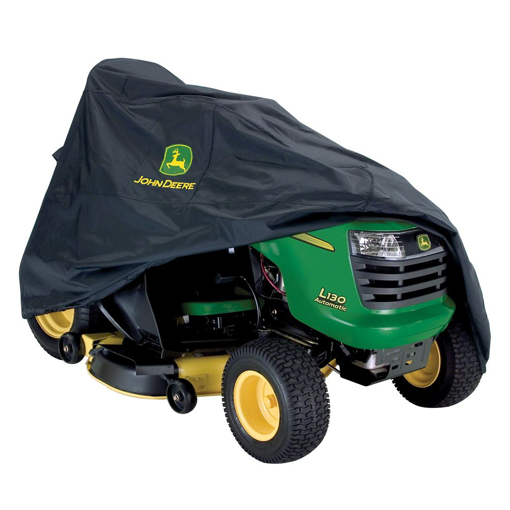 John Deere Standard Riding Mower Cover The Home Depot Canada