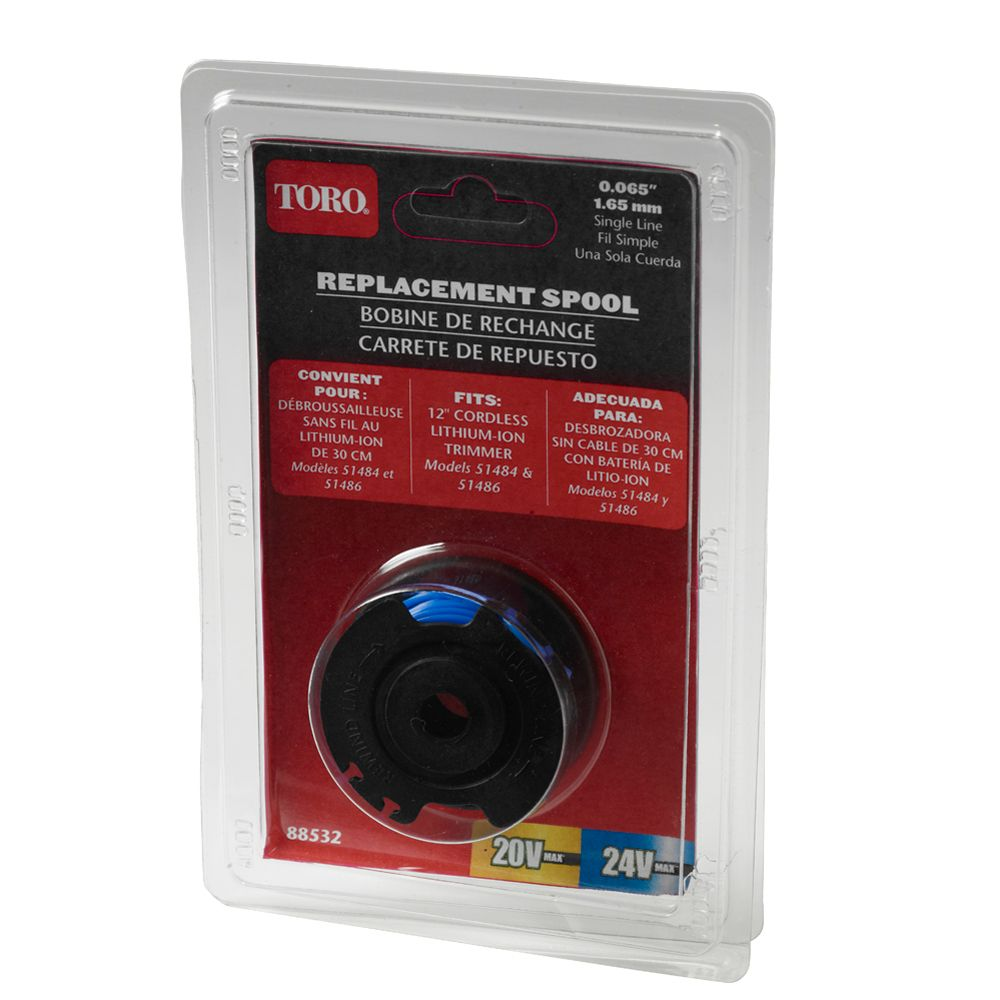 Single Line Spool for 12 Inch Trimmer