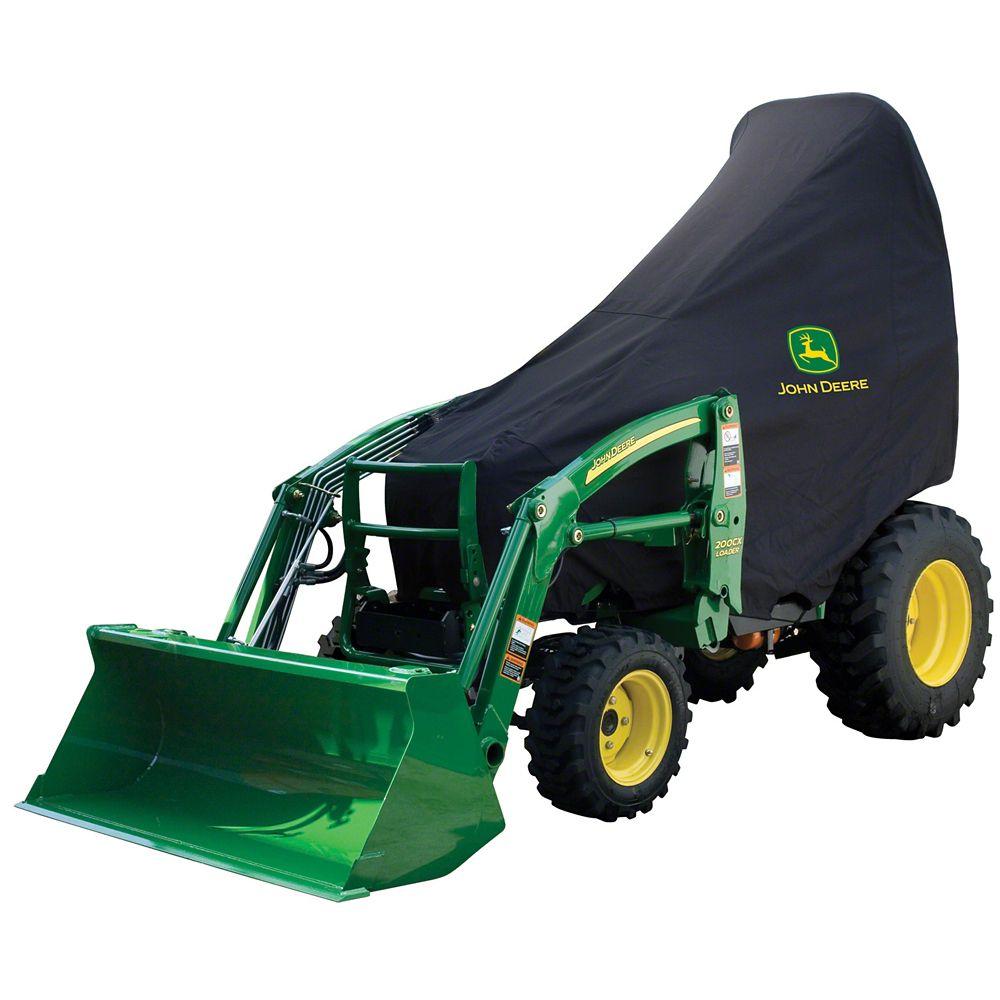 Housse pour tracteurs utilitaires compacts
