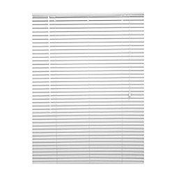 Hampton Bay 1 3/8-inch Premium Vinyl Blinds in White - 71.5-inch x 48-inch