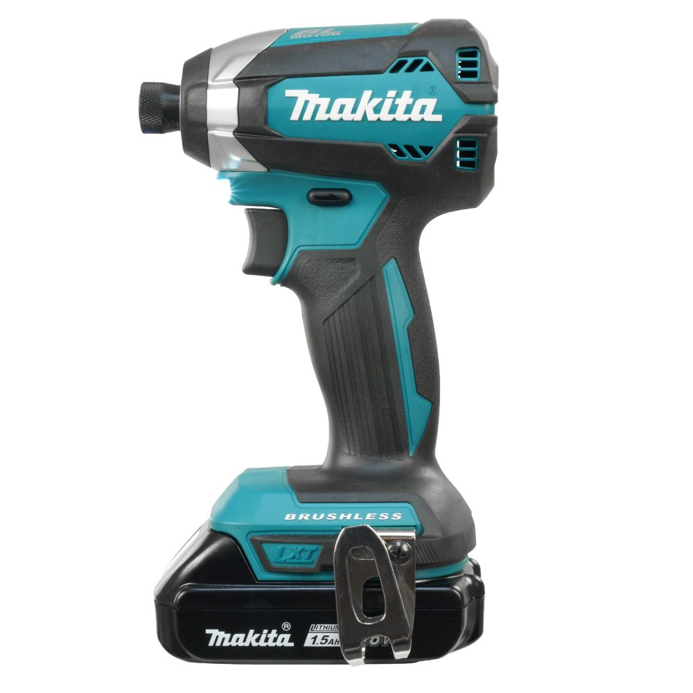 1/4- Inch  Cordless Impact Driver with Brushless Motor