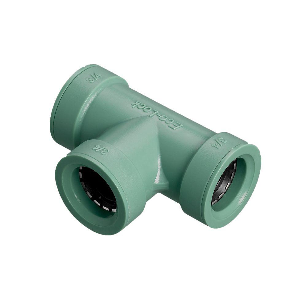 Orbit 3/4-inch Eco-Lock Tee